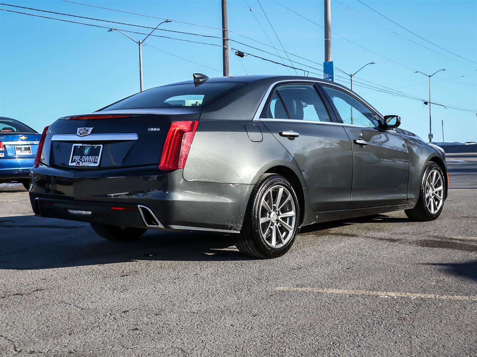 Used 2018 Cadillac CTS in Ottawa,ON