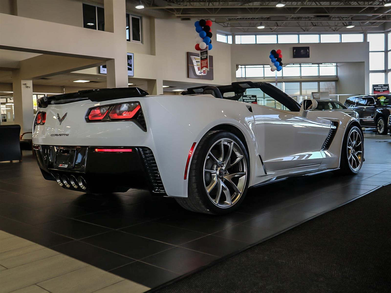 Used 2016 Chevrolet Corvette in Ottawa,ON