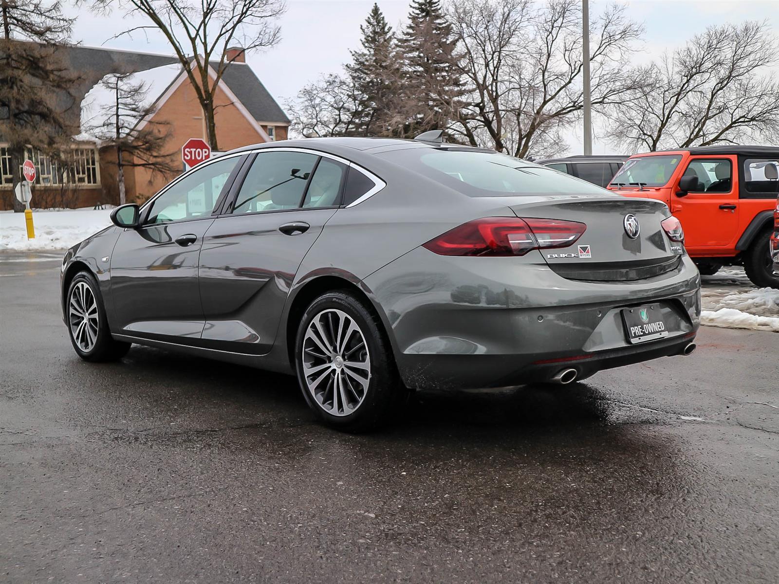 Used 2018 Buick Regal in Ottawa,ON