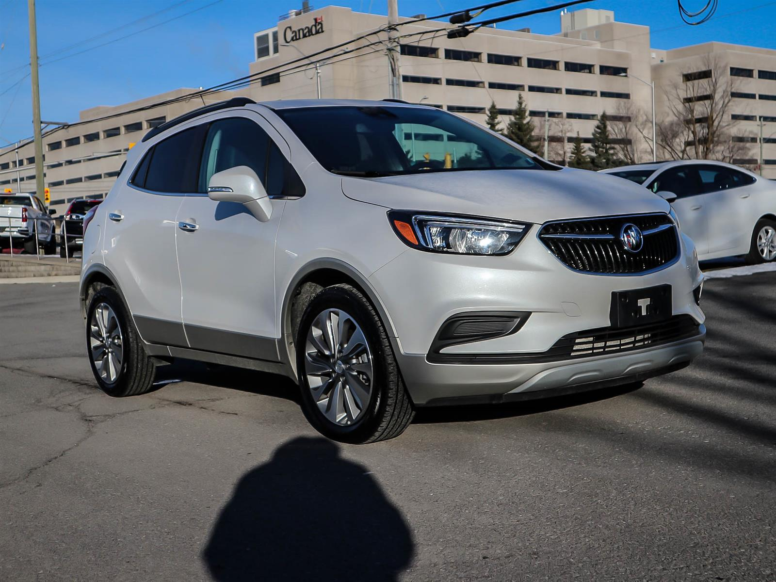 Used 2018 Buick Encore in Ottawa,ON