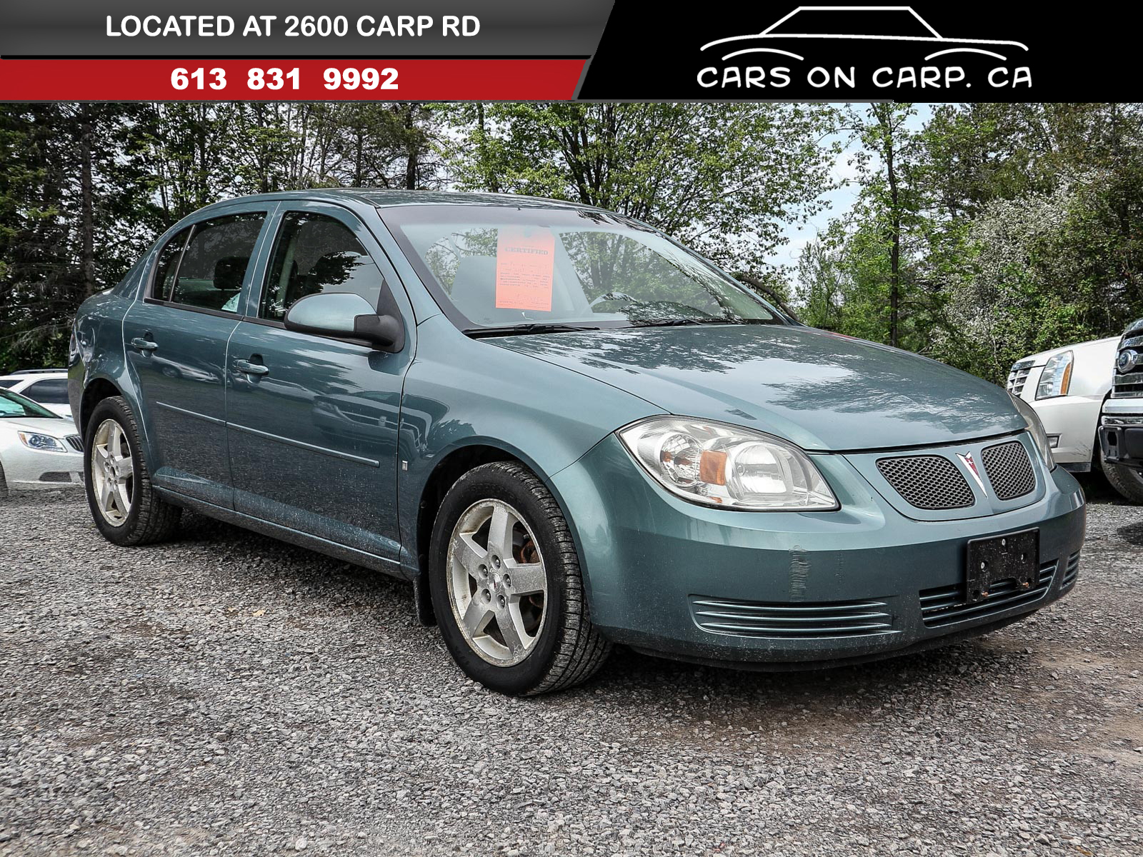 Used 2009 Pontiac Pursuit in Ottawa,ON