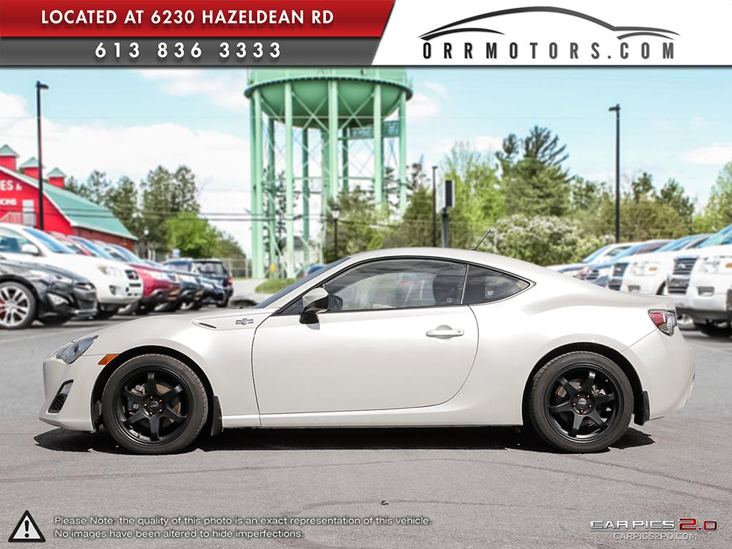 Used 2013 Scion FR-S in Ottawa,ON