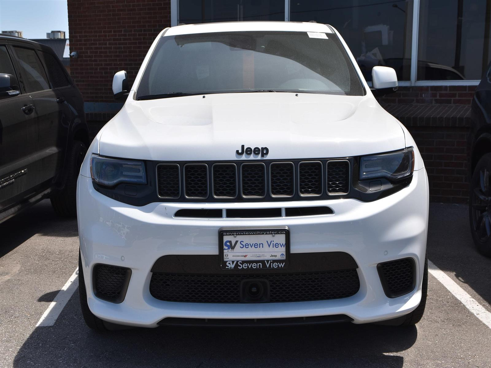 Used 2018 Jeep Grand Cherokee in Concord,ON