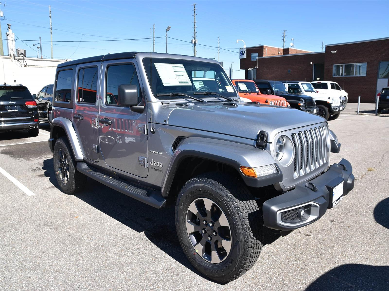Used 2018 Jeep All-New Wrangler in Concord,ON