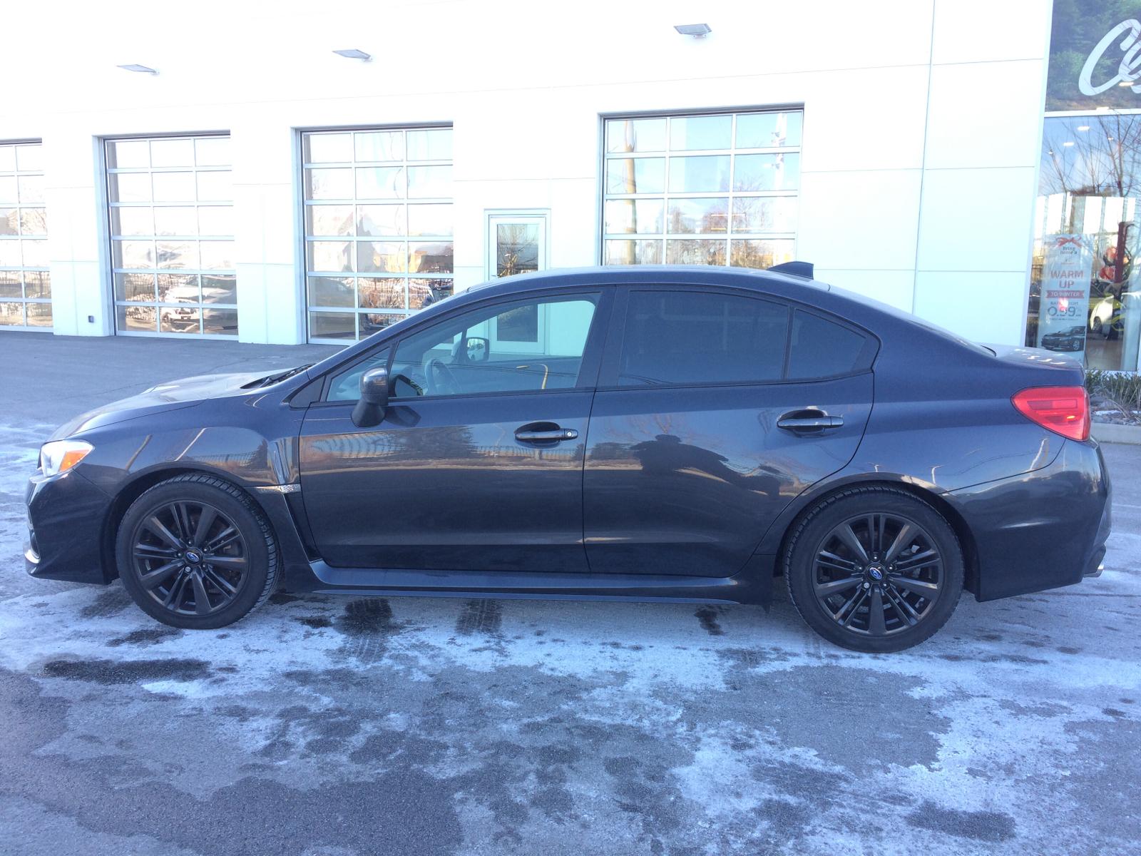 Used 2015 Subaru Impreza WRX in Abbotsford,BC