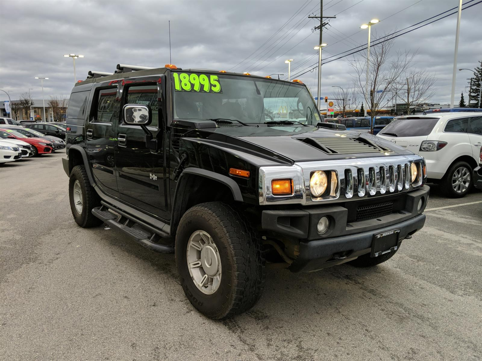 Used 2004 Hummer H2 in Abbotsford,BC