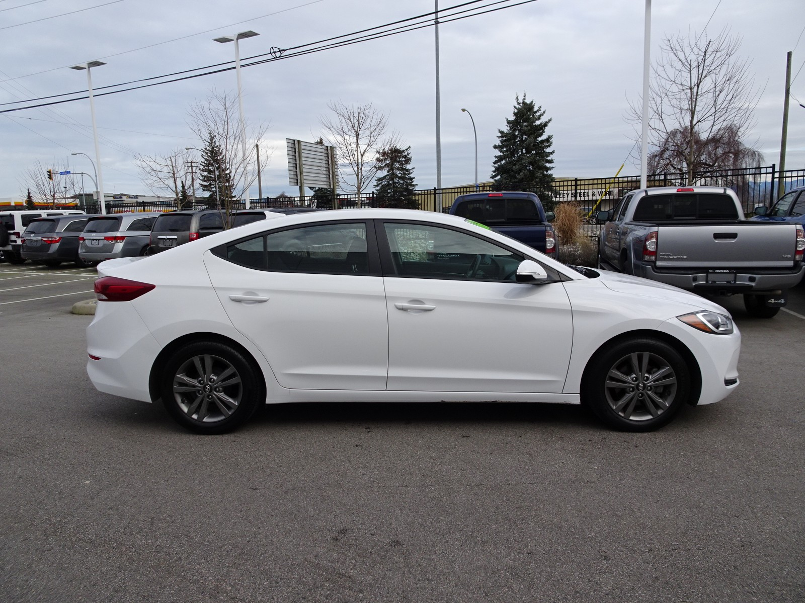 Used 2017 Hyundai Elantra in Abbotsford,BC