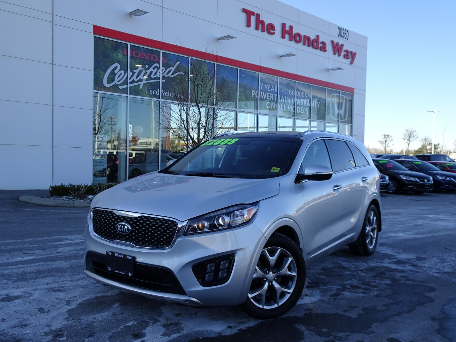 Used 2017 Kia Sorento in Abbotsford,BC