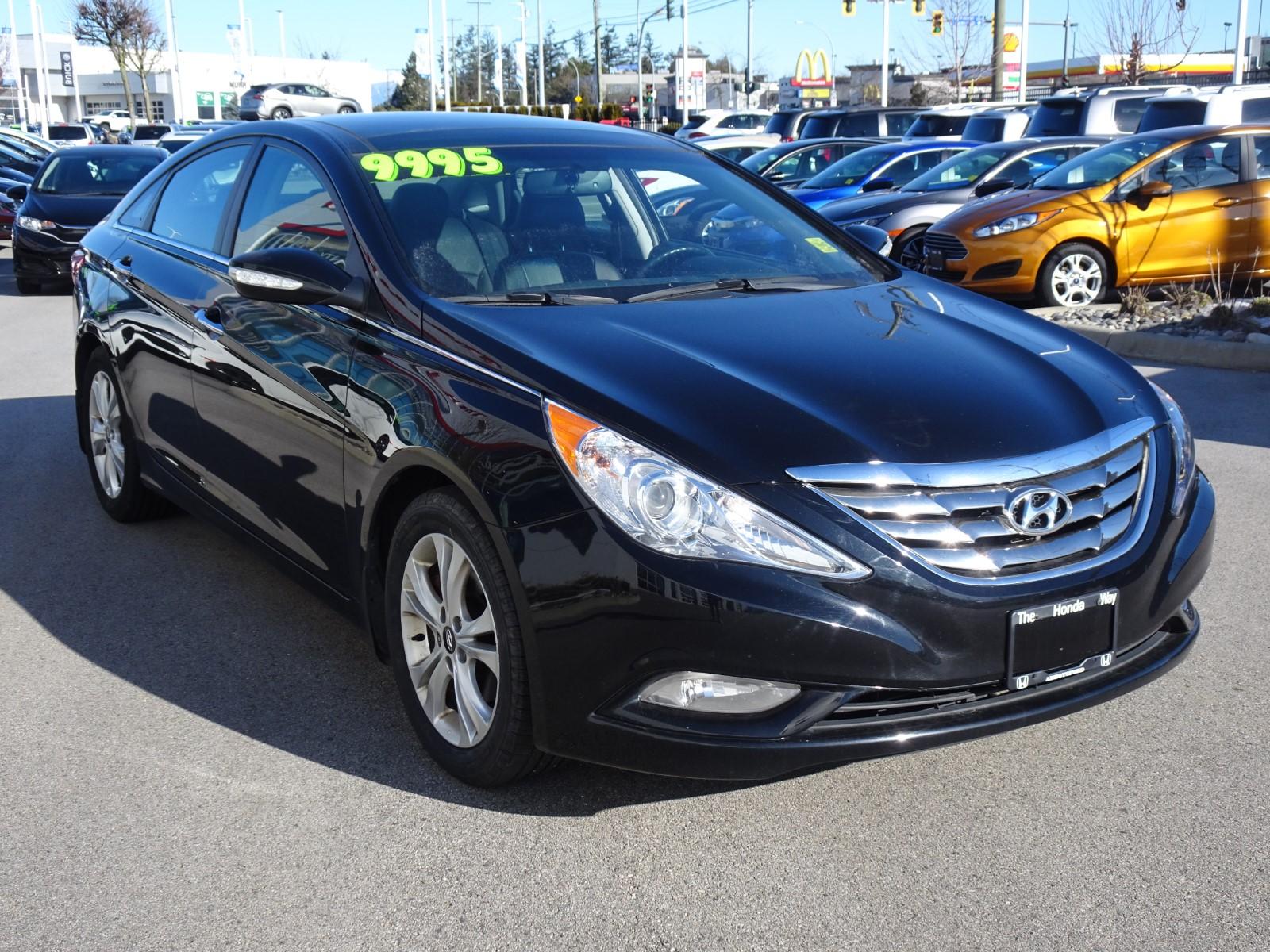 Used 2013 Hyundai Sonata in Abbotsford,BC