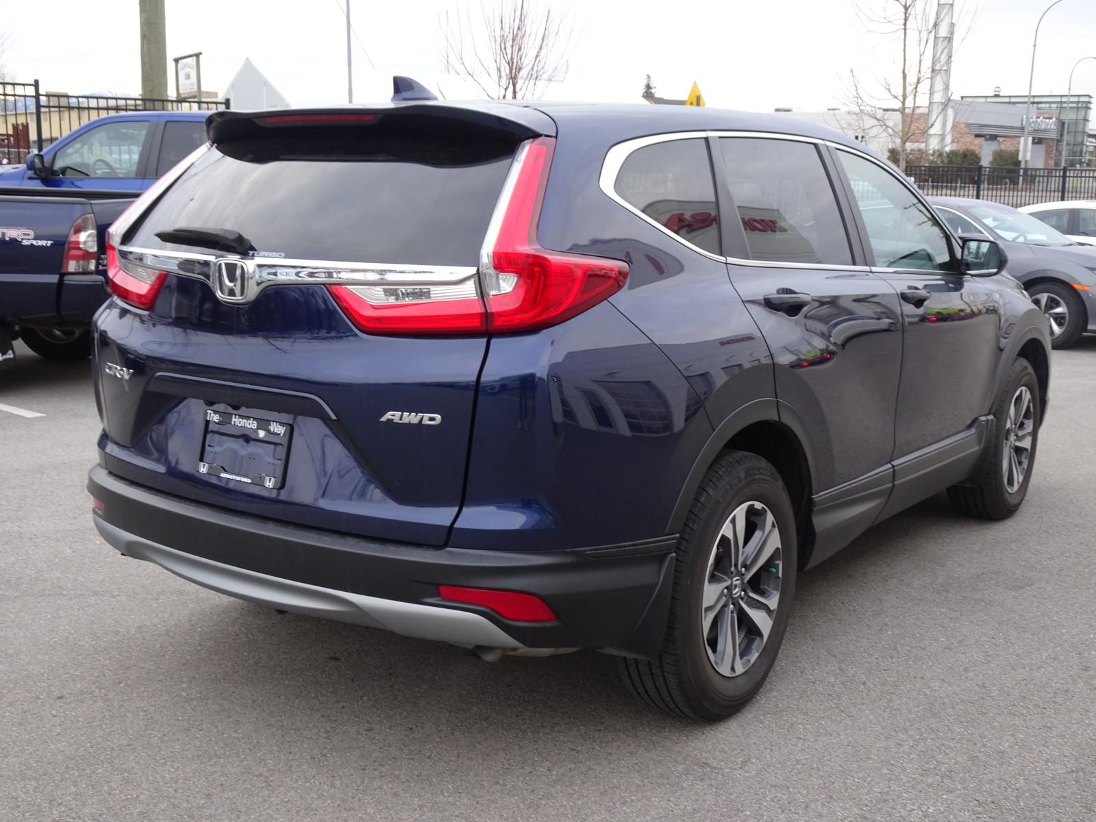 Used 2017 Honda CR-V in Abbotsford,BC