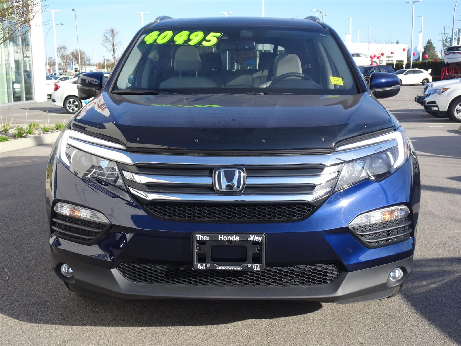 Used 2017 Honda Pilot in Abbotsford,BC