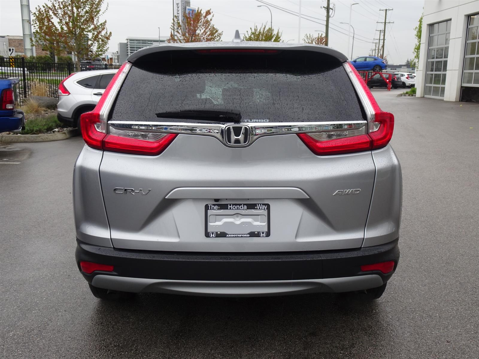 Used 2017 Honda CR-V in Abbotsford,BC
