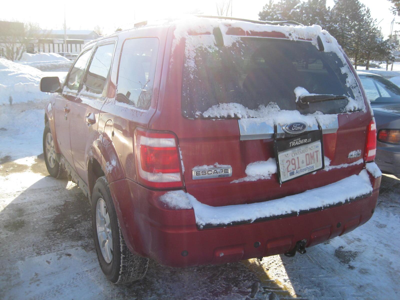 Used 2008 Ford Escape in Orillia,ON