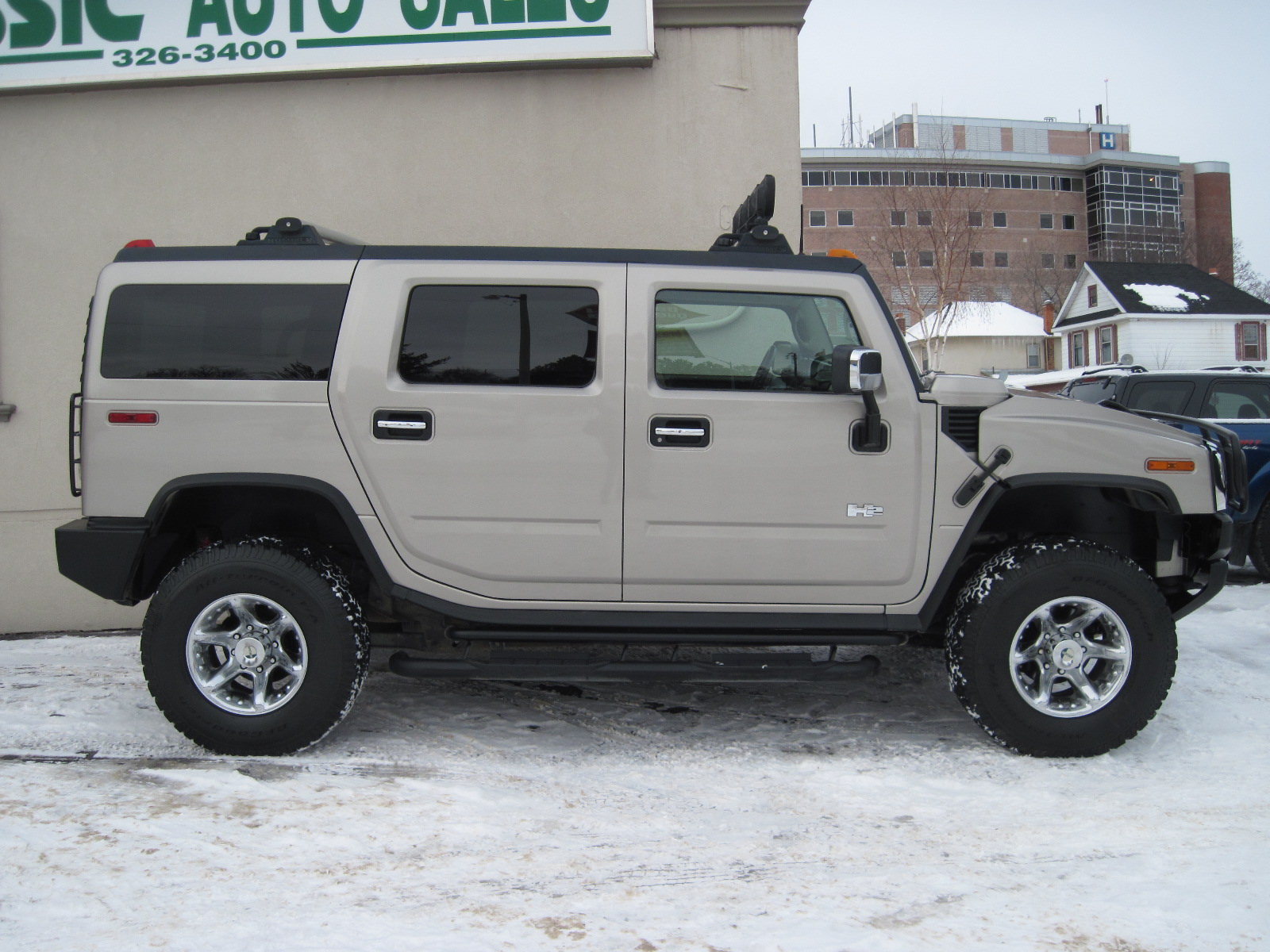Used 2003 Hummer H2 in Orillia,ON