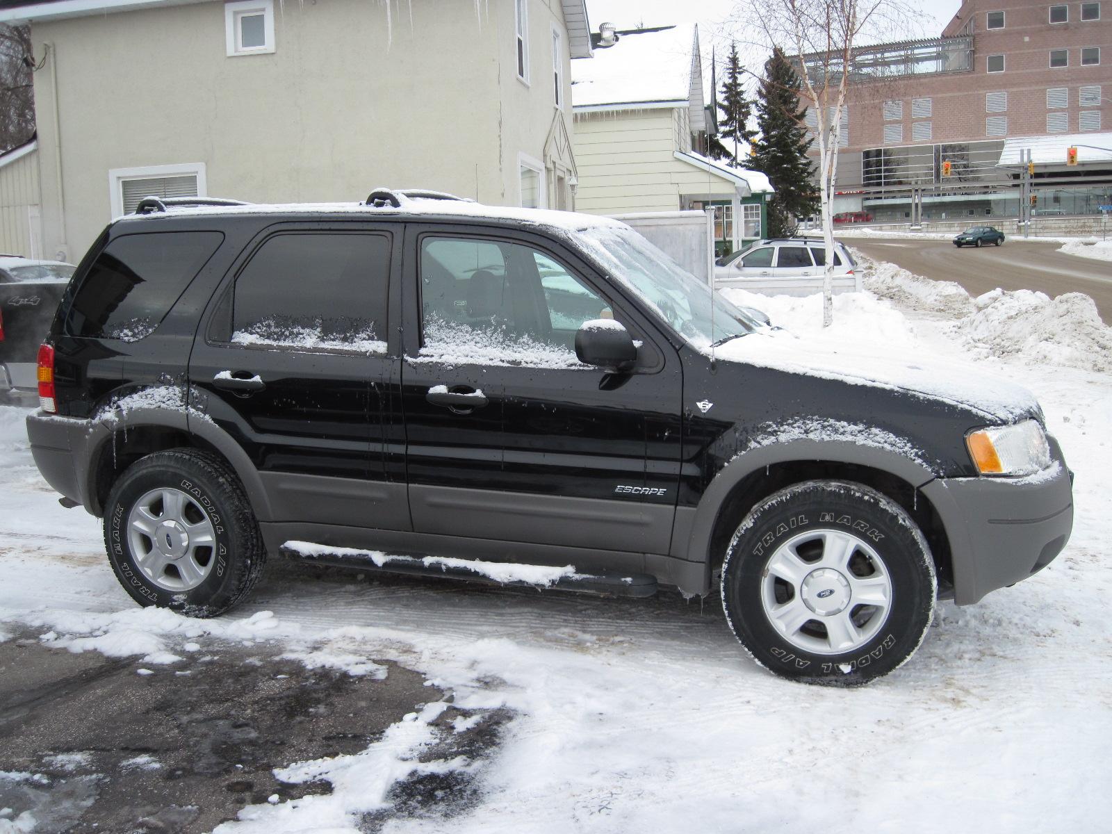Used 2002 Ford Escape in Orillia,ON