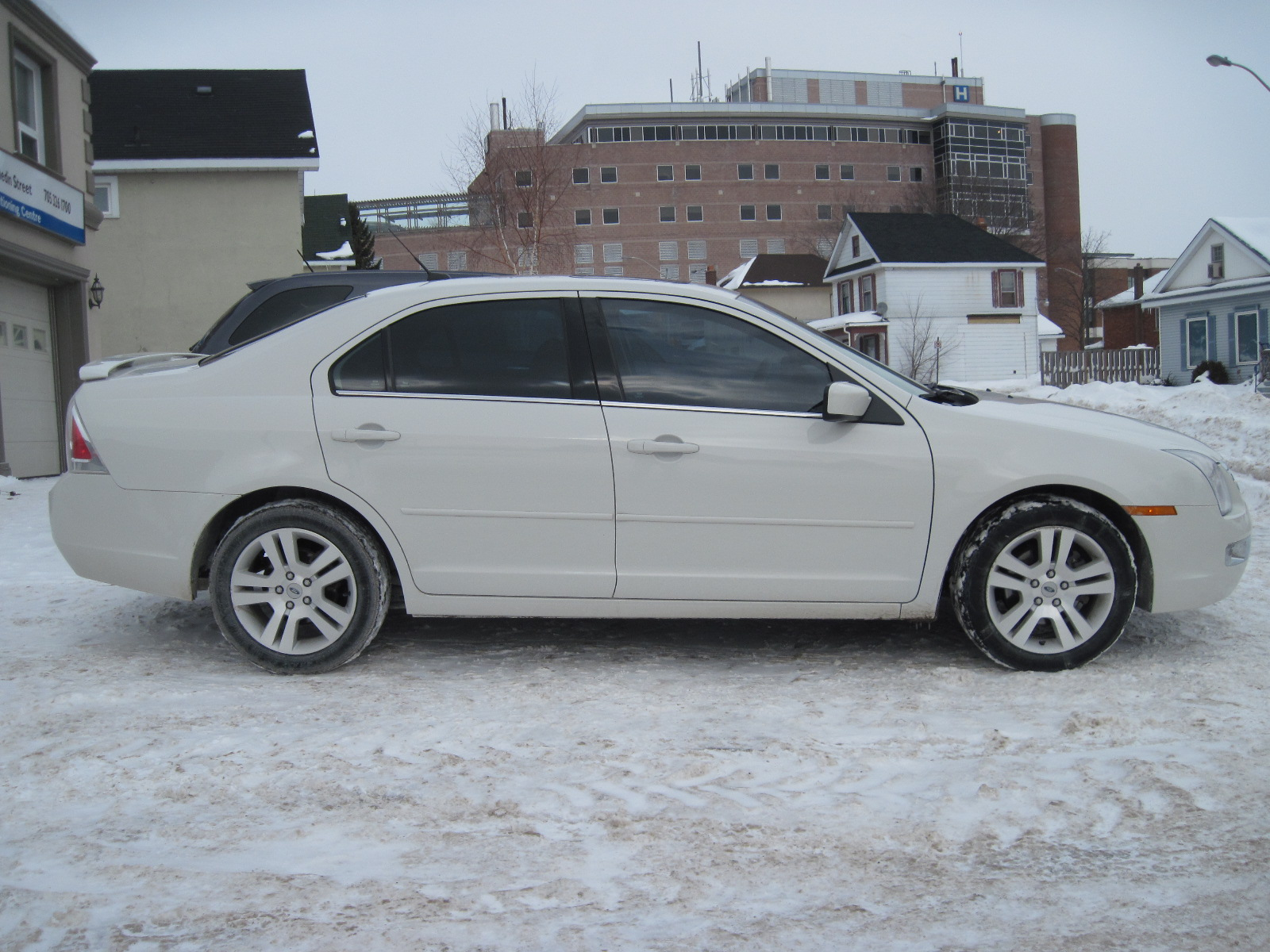 Used 2008 Ford Fusion in Orillia,ON