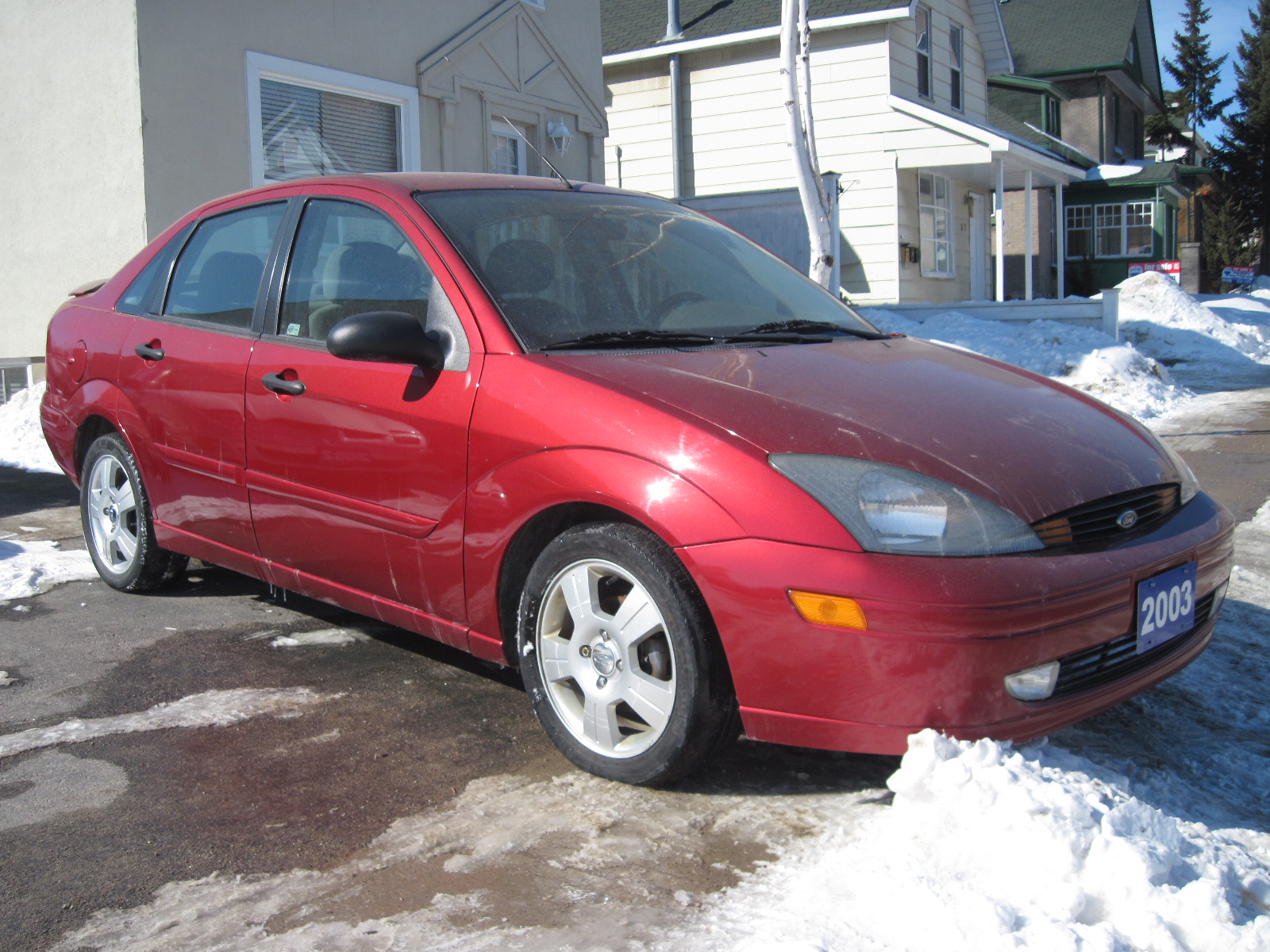 Used 2003 Ford Focus in Orillia,ON