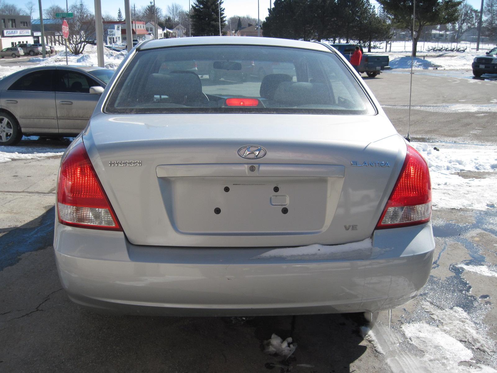 Used 2002 Hyundai Elantra in Orillia,ON