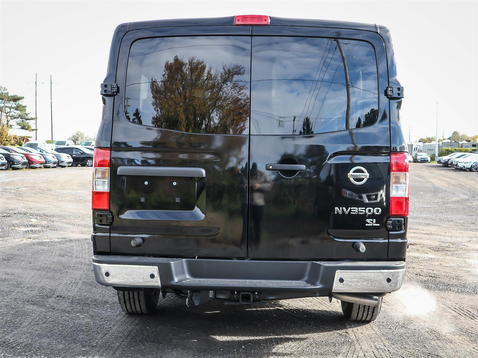 Used 2018 Nissan NV 3500 in Orleans,ON