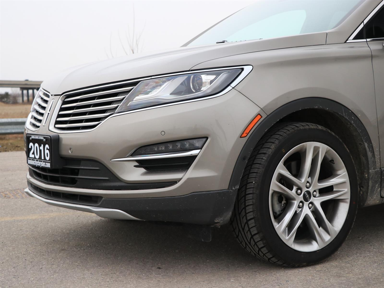 Used 2016 Lincoln MKC in London,ON