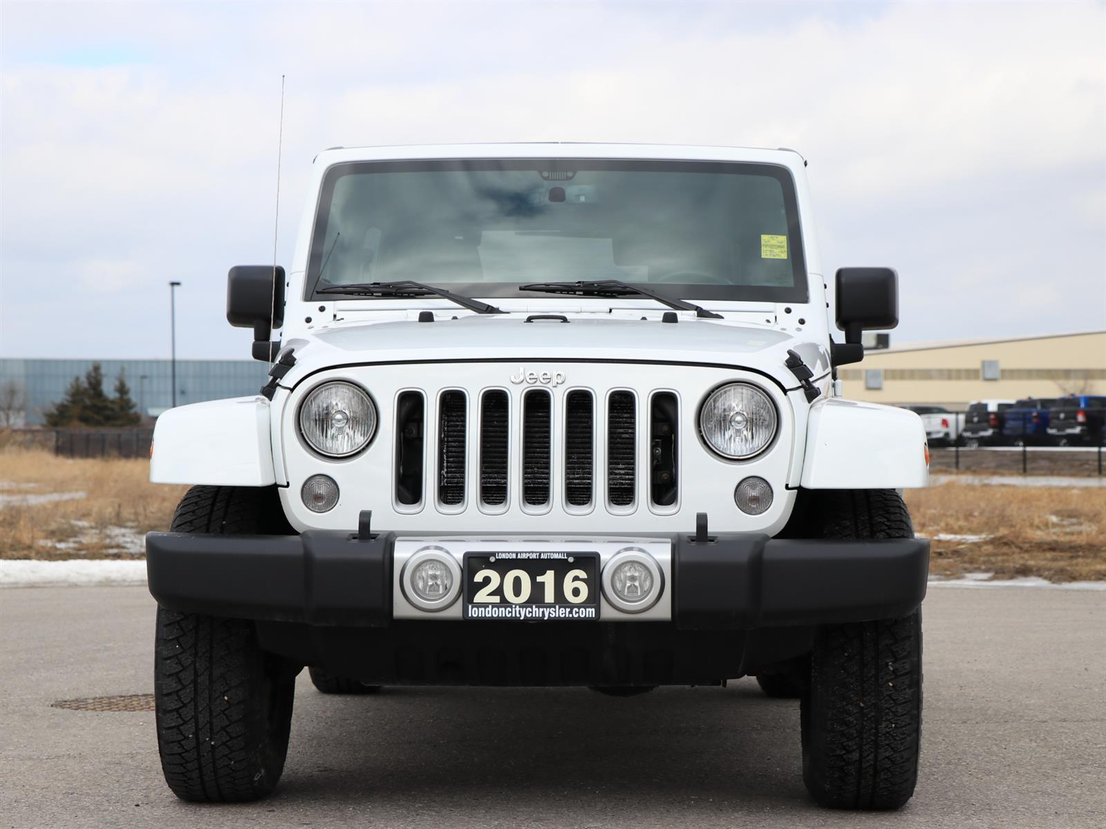 Used 2016 Jeep Wrangler in London,ON