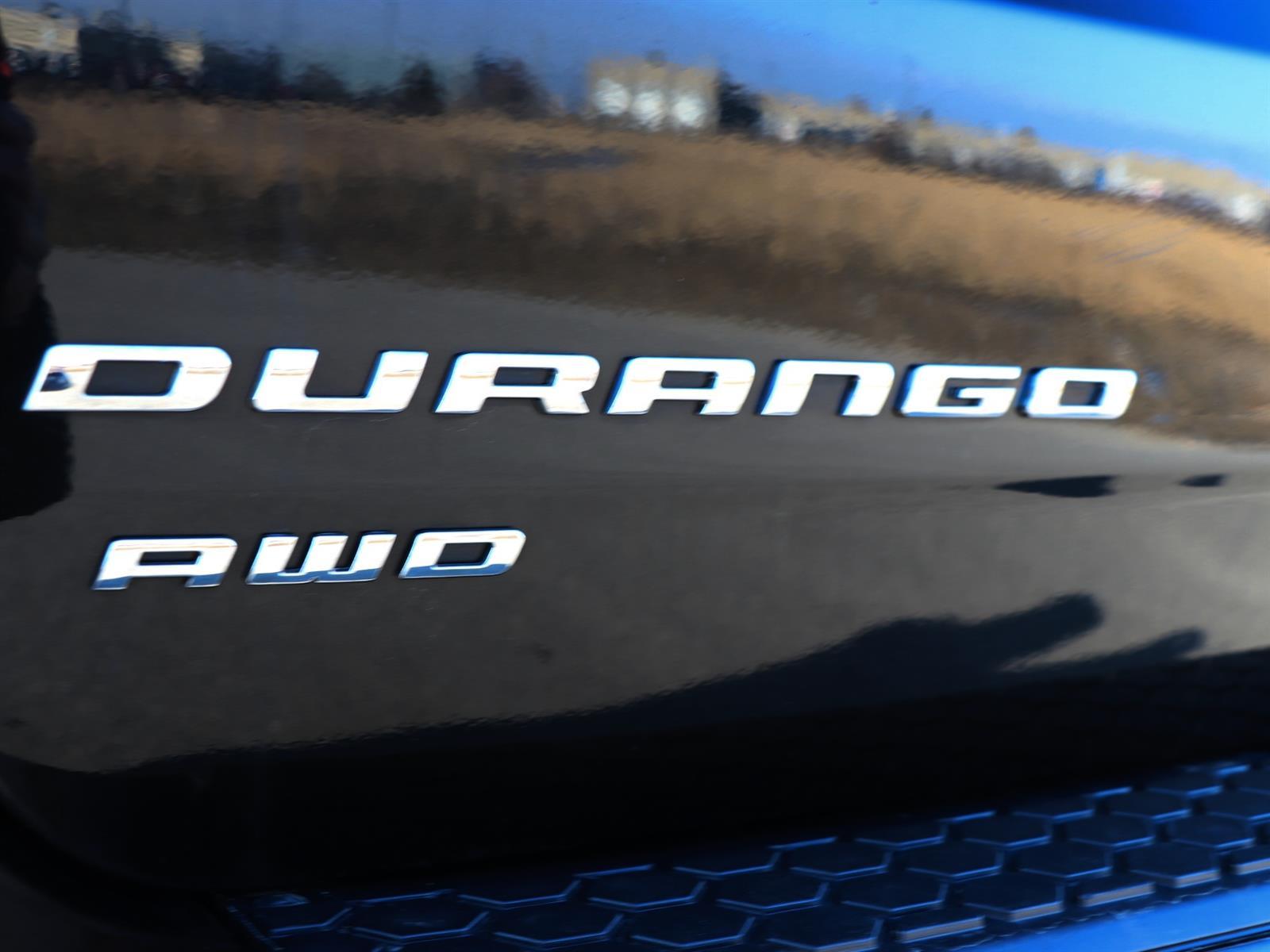 Used 2015 Dodge Durango in London,ON
