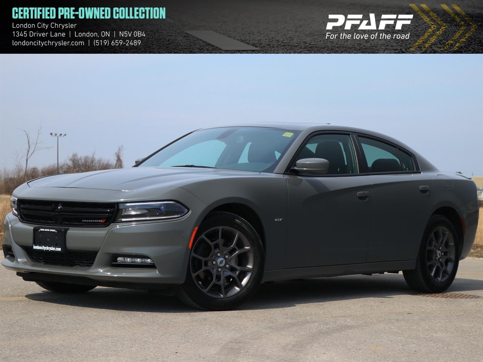 Used 2018 Dodge Charger in London,ON