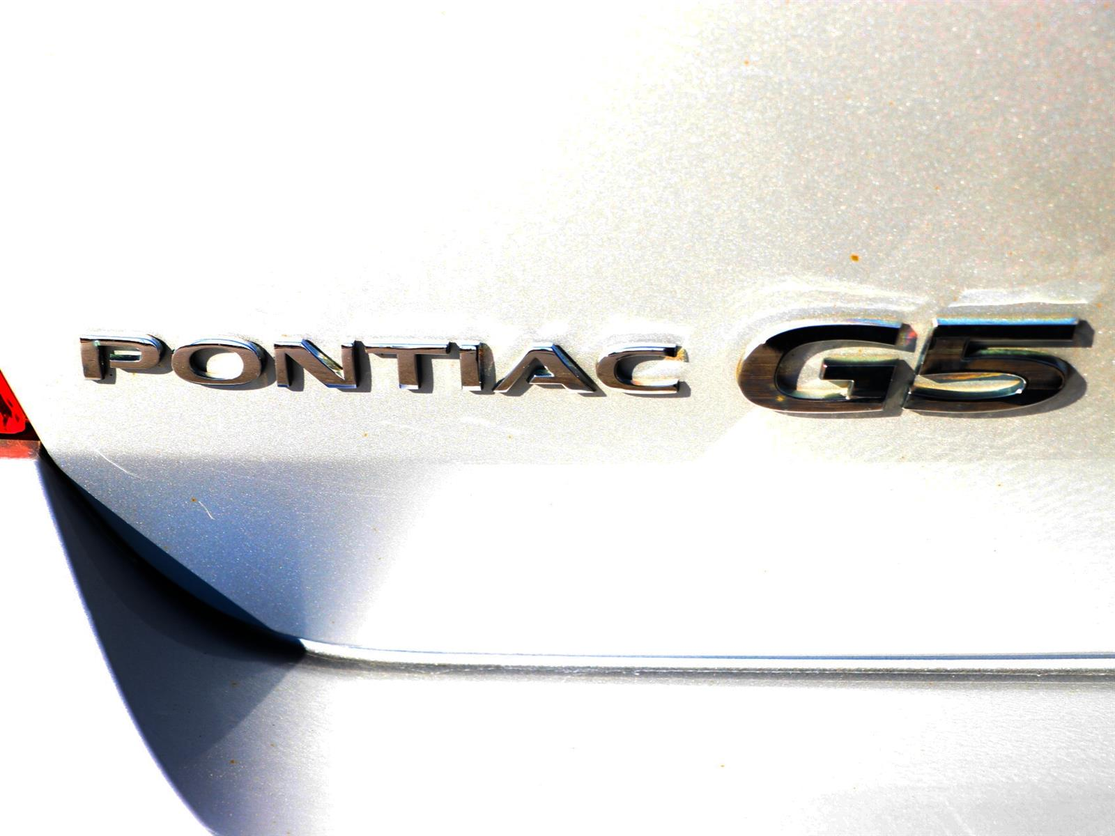 Used 2008 Pontiac G5 in London,ON
