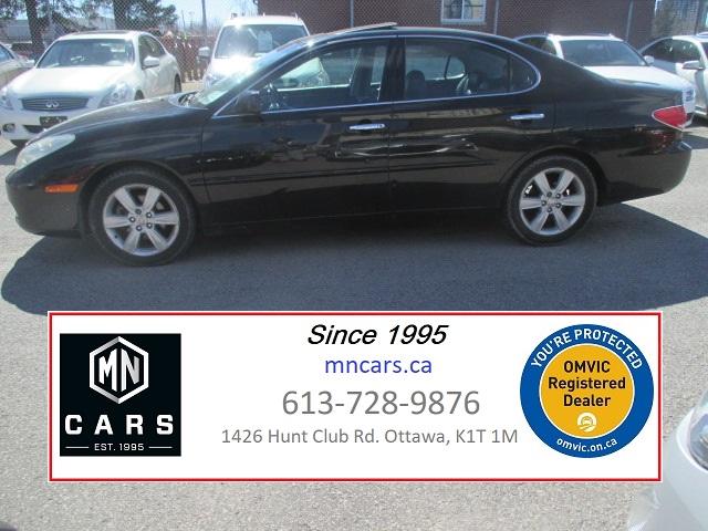 Used 2005 Lexus ES330 in Ottawa,ON