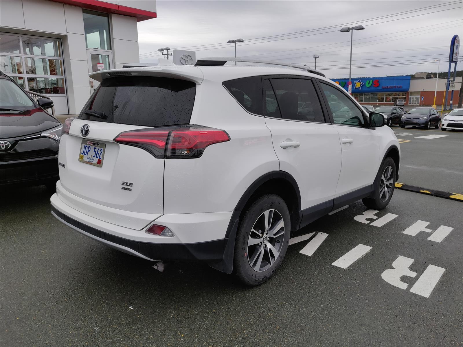 Used 2016 Toyota RAV4 in St. Johns,NL