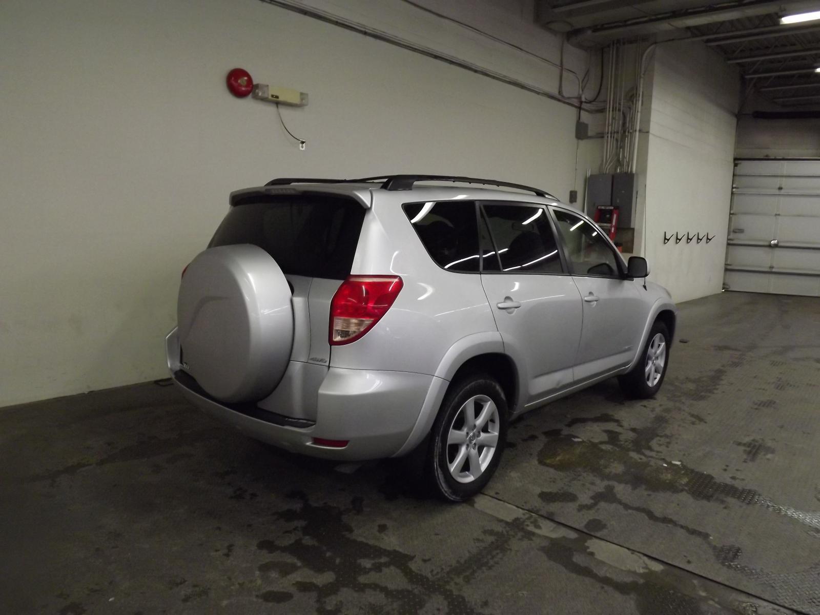 Used 2008 Toyota RAV4 in Edmonton,AB