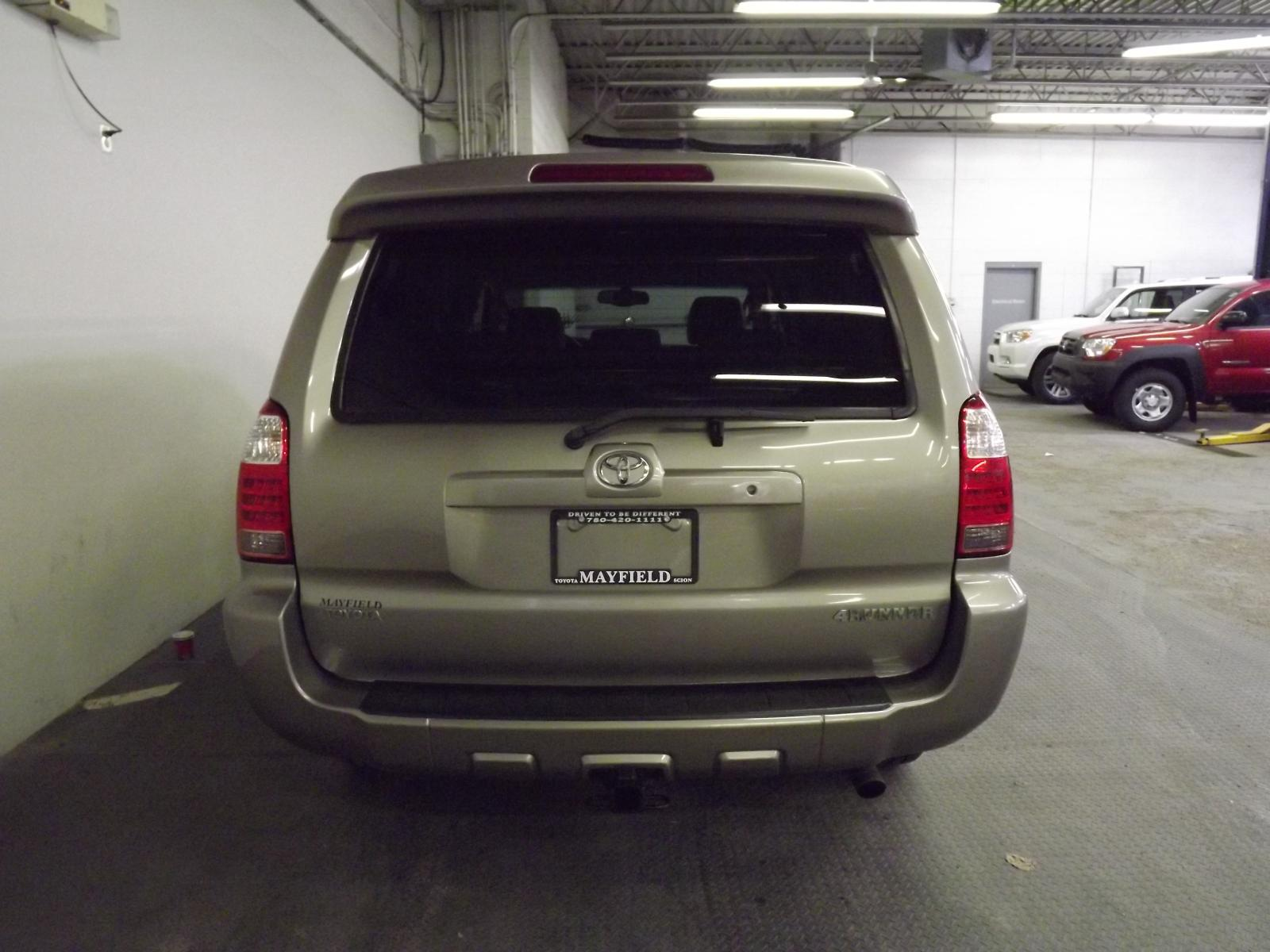 Used 2006 Toyota 4Runner in Edmonton,AB