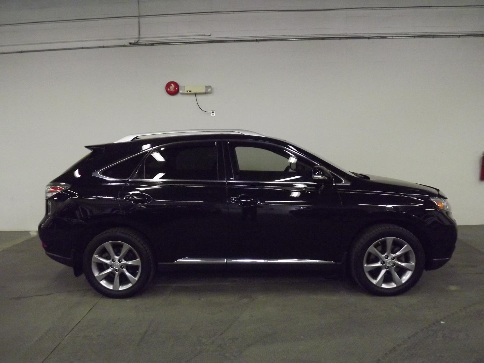 Used 2010 Lexus RX350 in Edmonton,AB
