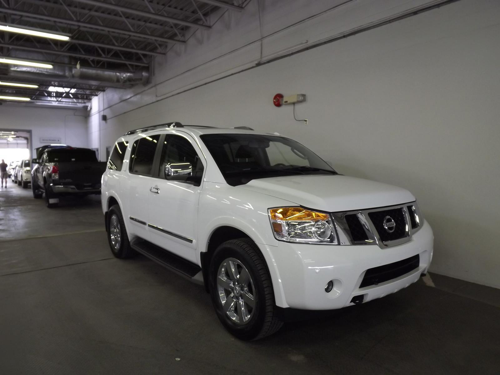Used 2012 Nissan Armada in Edmonton,AB