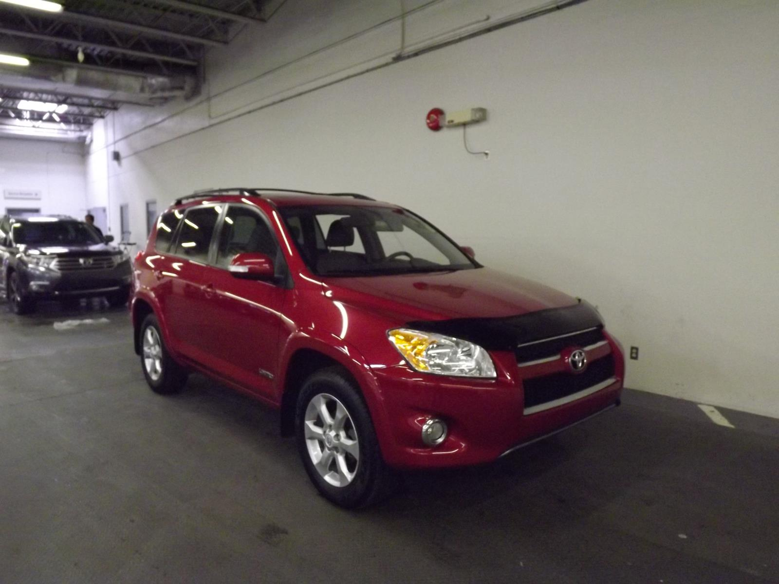 Used 2010 Toyota RAV4 in Edmonton,AB