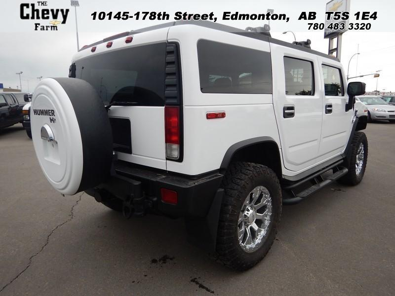 Used 2006 Hummer H2 in Edmonton,AB