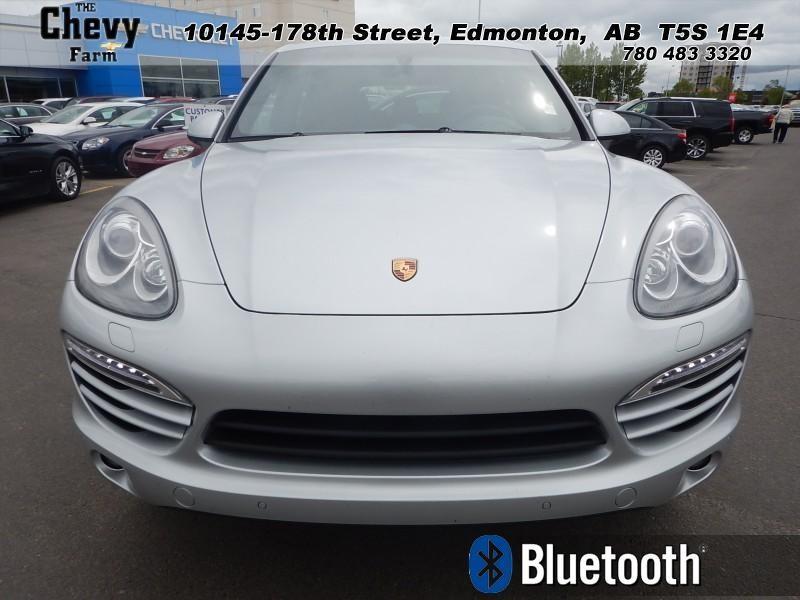 Used 2013 Porsche Cayenne in Edmonton,AB