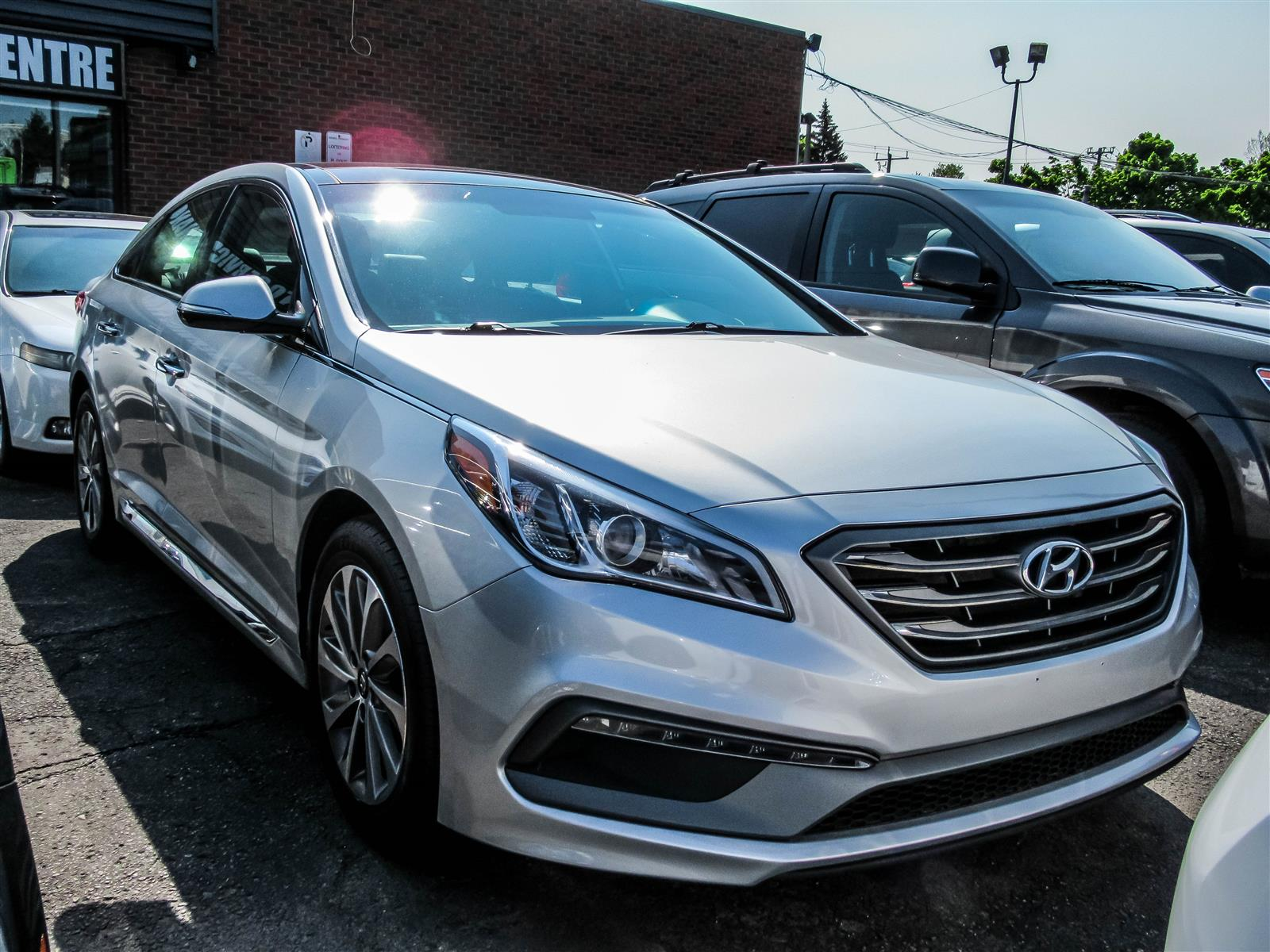 Used 2015 Hyundai Sonata in Barrie,ON