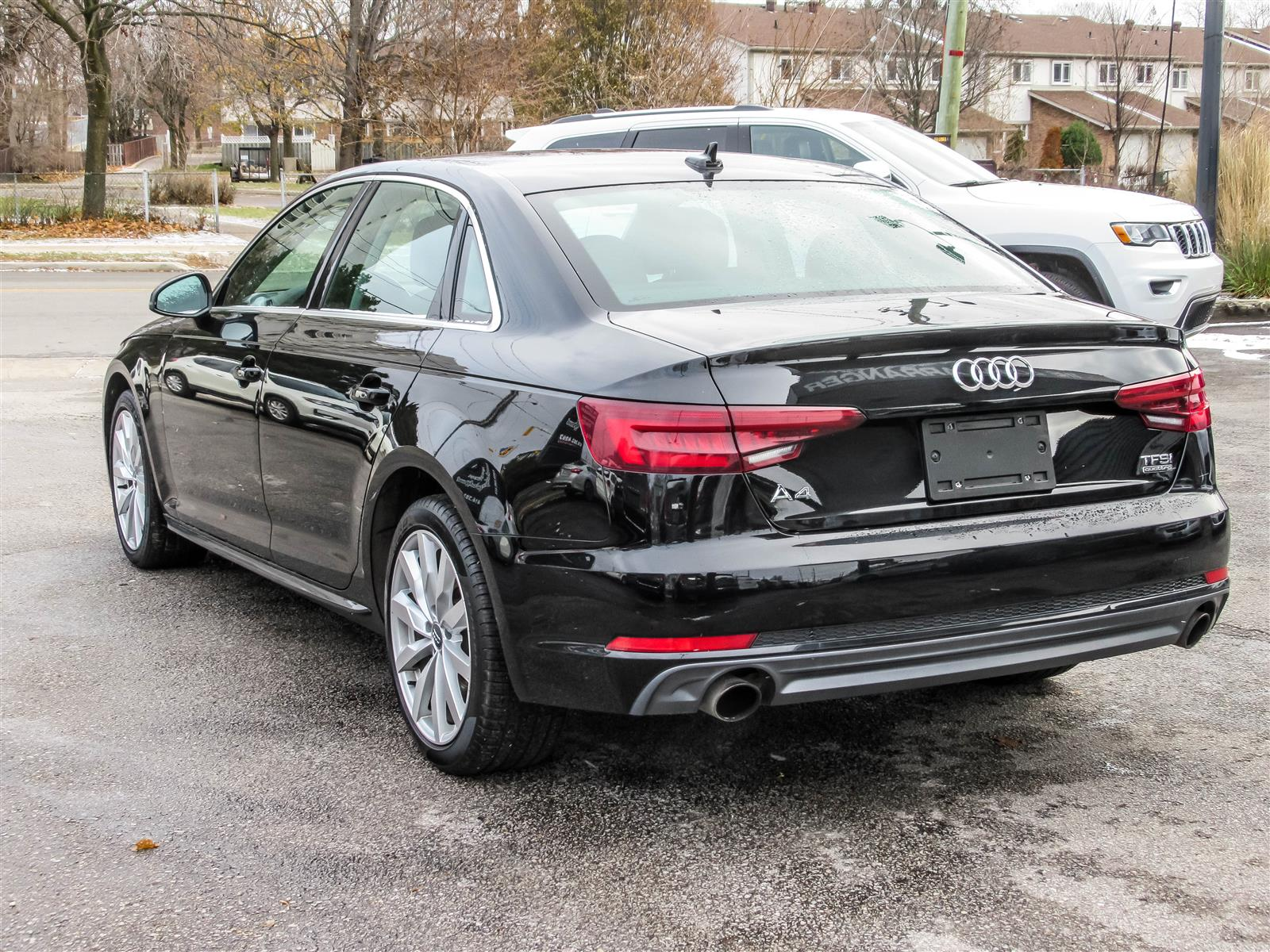 Used 2018 Audi A4 in Scarborough,ON
