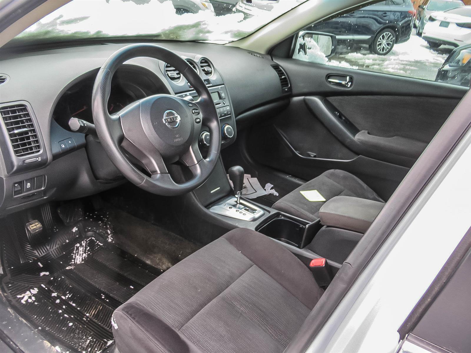 Used 2012 Nissan Altima in Oshawa,ON