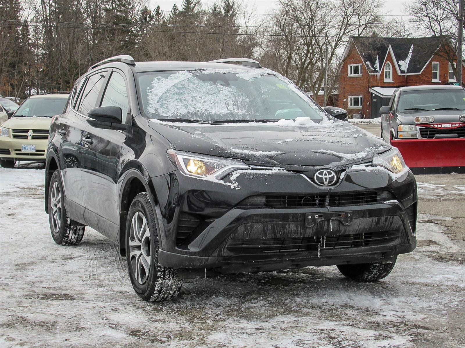 Used 2017 Toyota RAV4 in Oshawa,ON