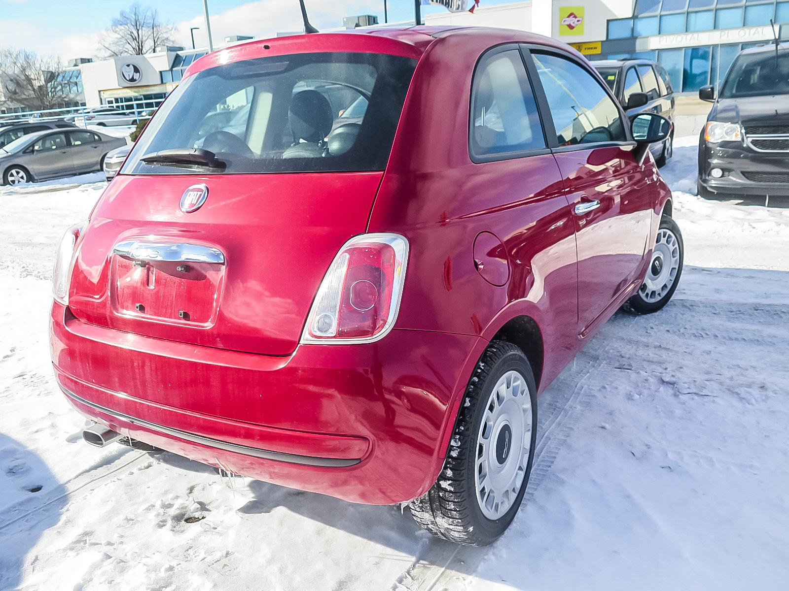 Used 2013 Fiat 500 in Barrie,ON