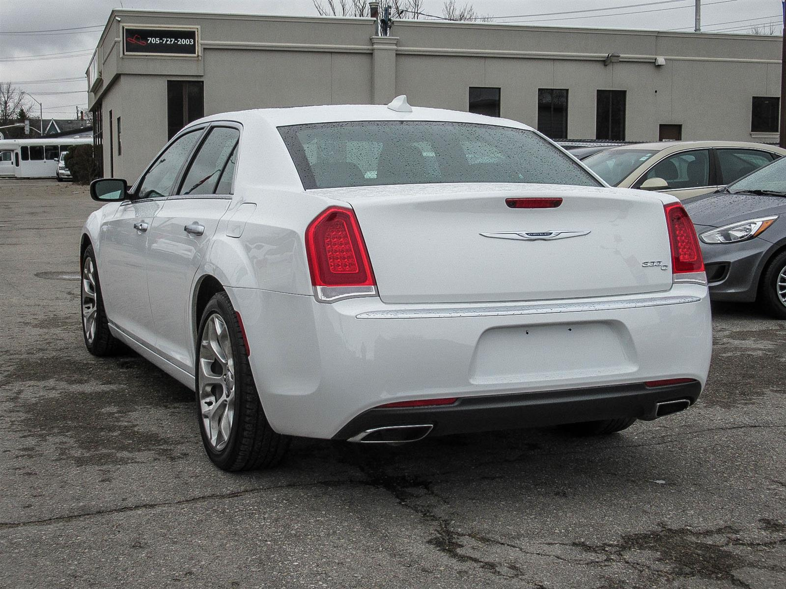 Used 2018 Chrysler 300C in Oshawa,ON