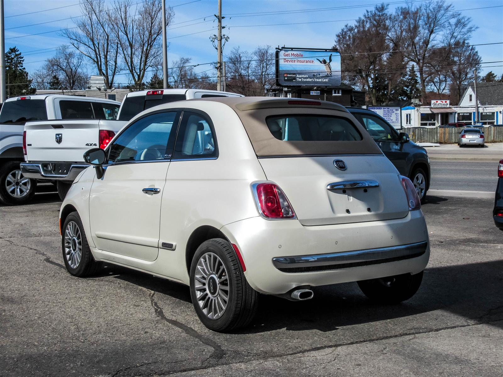 Used 2014 Fiat 500 in Oshawa,ON