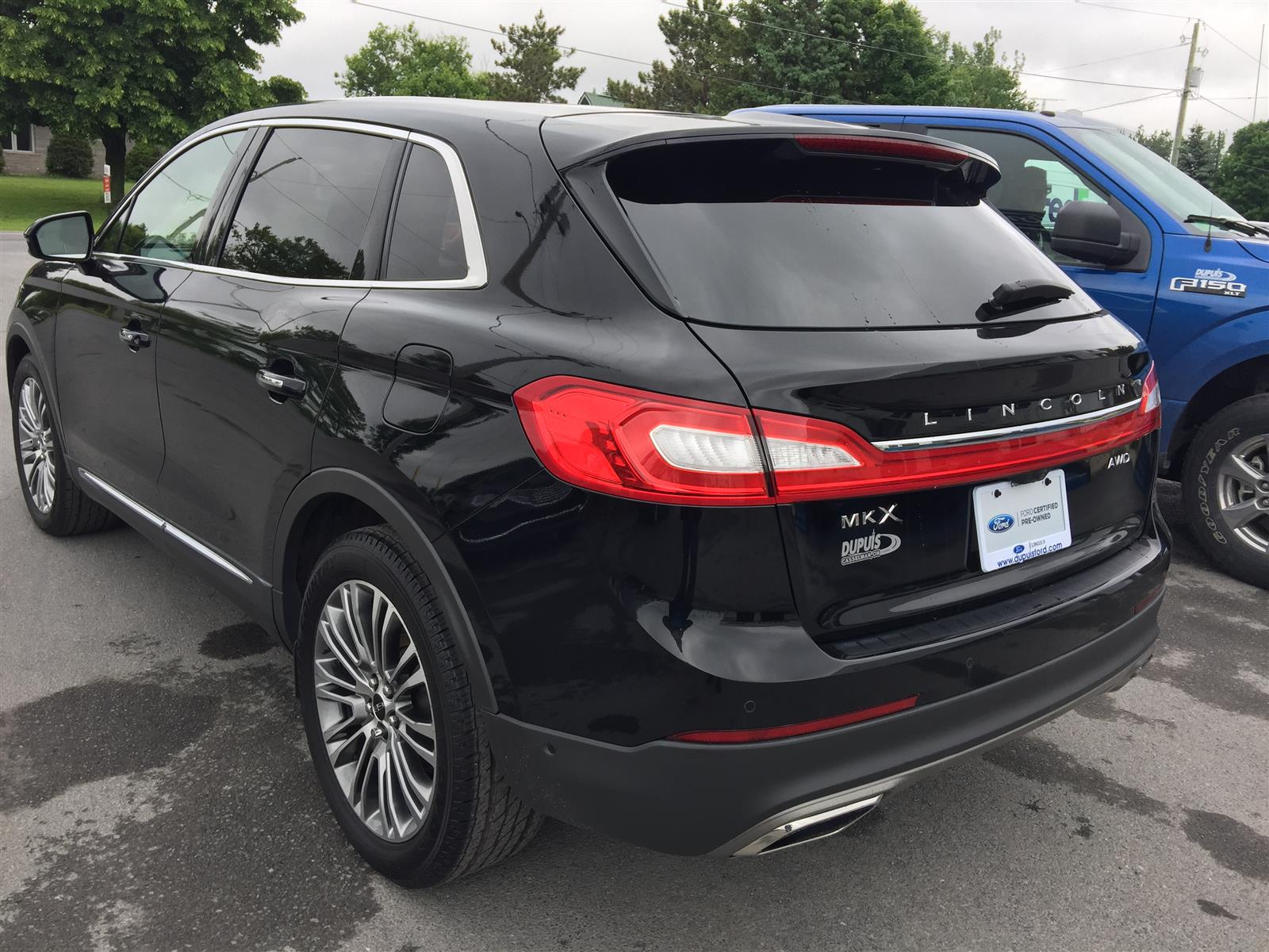 Used 2016 Lincoln MKX in Casselman,ON