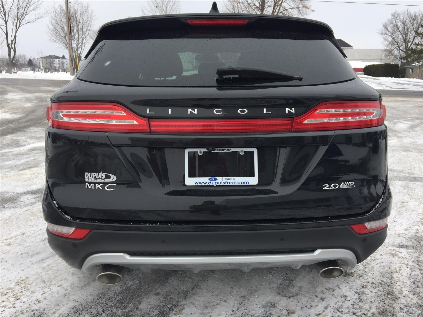 Used 2015 Lincoln MKC in Casselman,ON