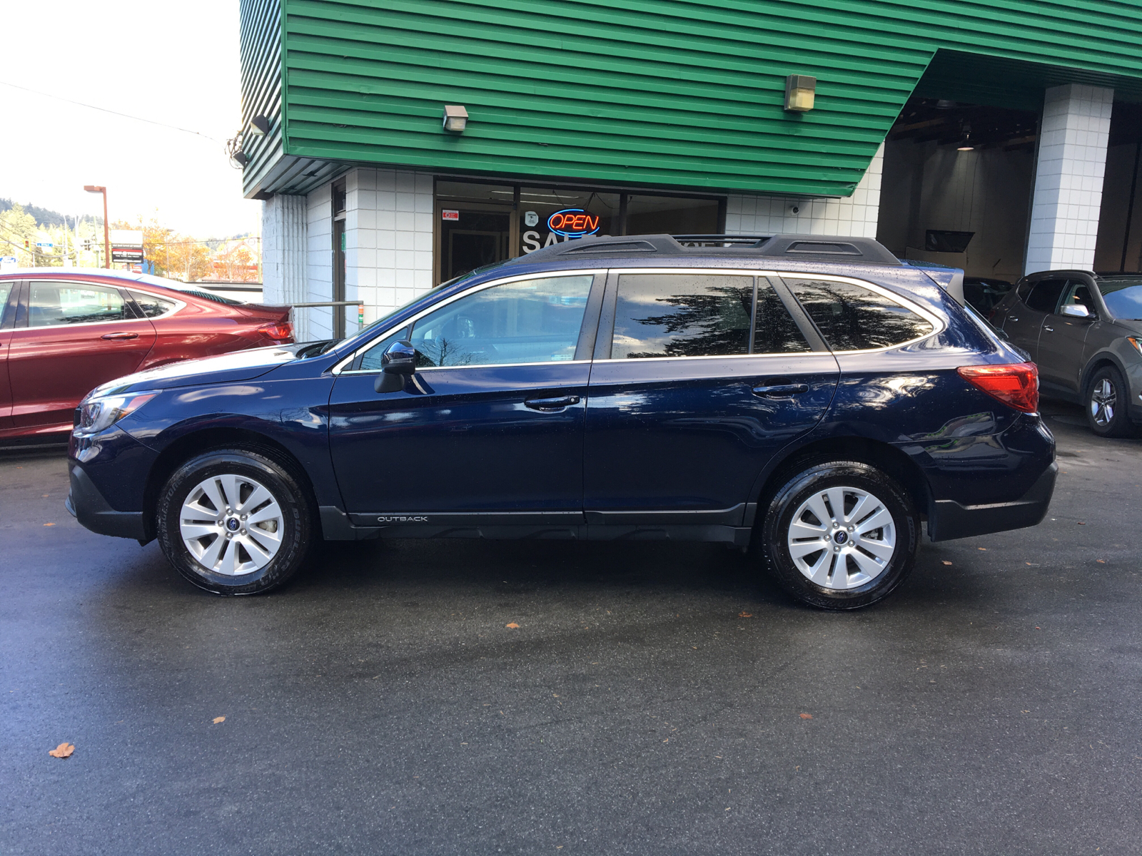 Used 2018 Subaru Outback in Victoria,BC
