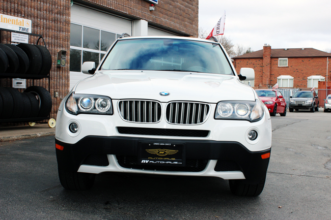 Used 2007 BMW X3 in Markham,ON