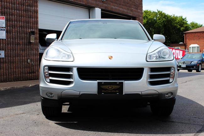 Used 2008 Porsche Cayenne in Markham,ON