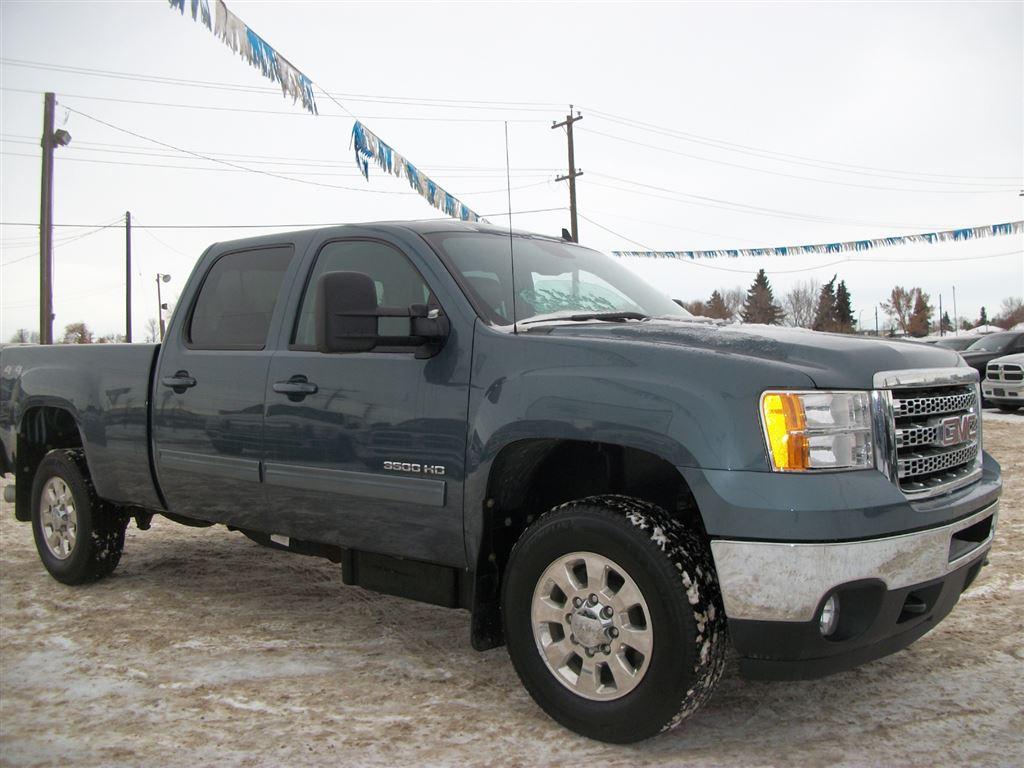 Used 2014 GMC Sierra 3500 in Edmonton,AB